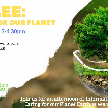 Sun Sept 27, 3pm - Jubilee: New Hope for Our Planet