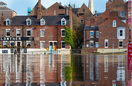 Rising sea levels pose risk to three times more people than originally thought, research shows