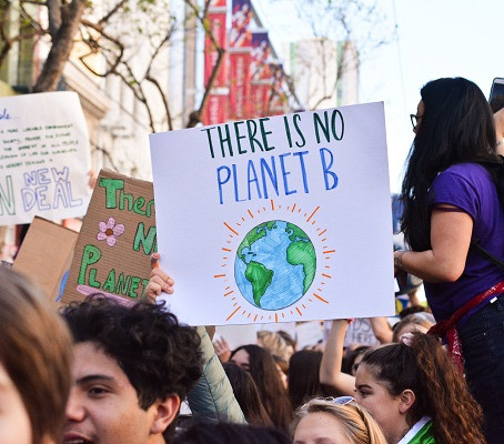 Climate Action: Encourage Schools to Engage in Climate Discussions and Solutions