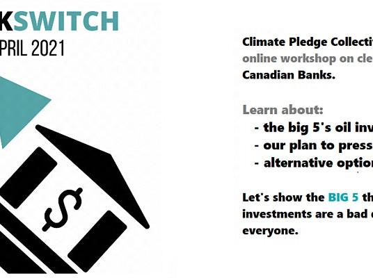 Nov 29, 4pm: Online BankSwitch Workshop 2