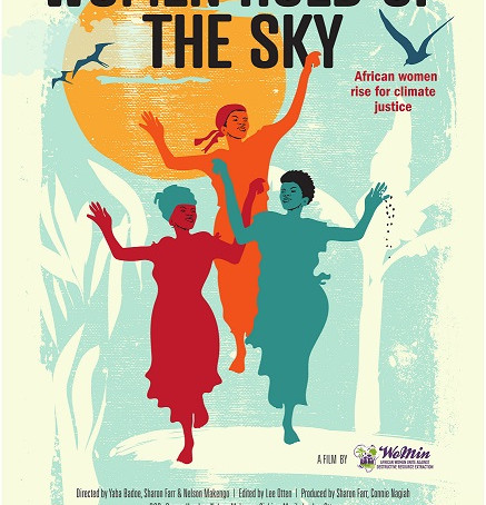 Sept 22 - Women Hold up The Sky: Film Screening and Discussion