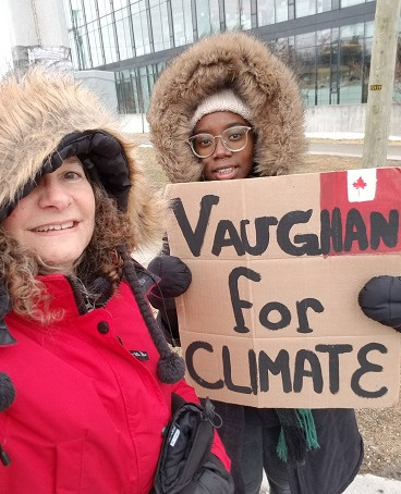 Friday Mar 13, 3:30pm - Weekly Youth Climate Rally, Vaughan