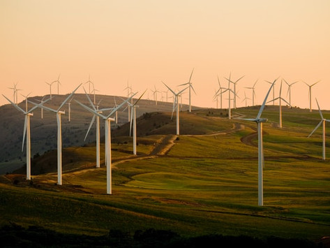 Support the plan to move to renewable energies