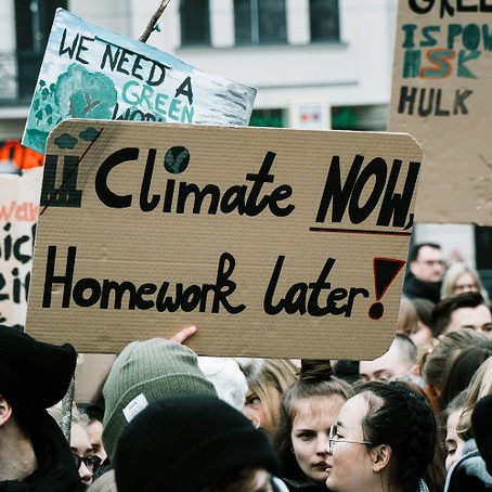Fri Mar 13, noon - Weekly Strike for Climate Justice by FridaysForFuture TO