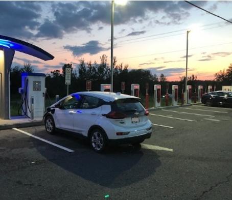 Merkel: 1 million car charging points in Germany by 2030