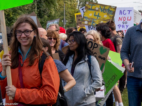 CHIN 1540 Radio Interview about #Global Climate Strike in Richmond Hill