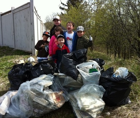Sat May 2, 9:00am - 20th Oak Ridges Community Clean up Day