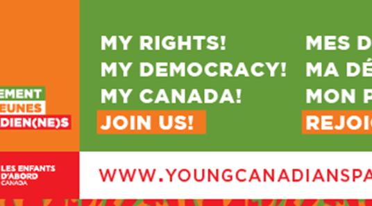 Sat Nov 28, 1:30pm - Young Canadian's Parliament