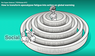 How to transform apocalypse fatigue into action on global warming