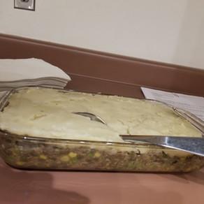 Robin's Vegan Shepherd's Pie