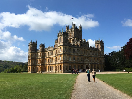 EXPLORING HIGHCLERE CASTLE – THE REAL DOWNTON ABBEY