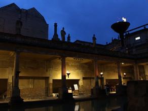 TORCHLIT SUMMER EVENINGS AT THE ROMAN BATHS