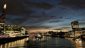 LONDON BY NIGHT - A SUNSET CRUISE FOR UNDER £10