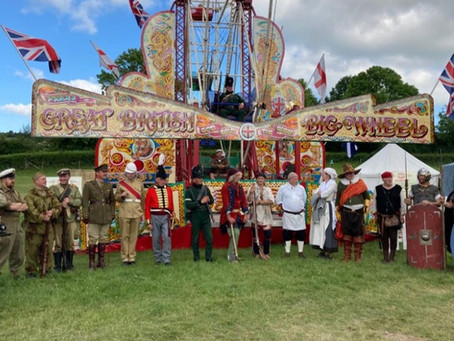 THE TOP 10 REASONS TO VISIT THE CHALKE VALLEY HISTORY FESTIVAL
