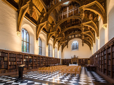 LAMBETH PALACE: THE LITTLE KNOWN TOUR OF AN HISTORIC BUILDING