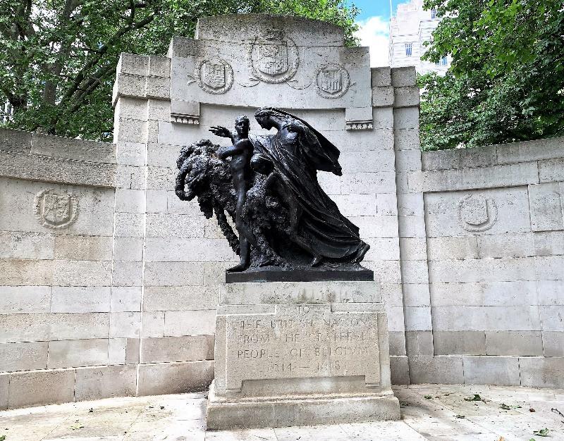 Tje Belgian Gratiture Memorial
