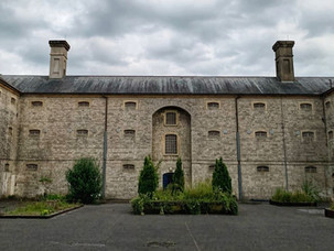 A NIGHT BEHIND BARS: SHEPTON MALLET PRISON EXPERIENCE