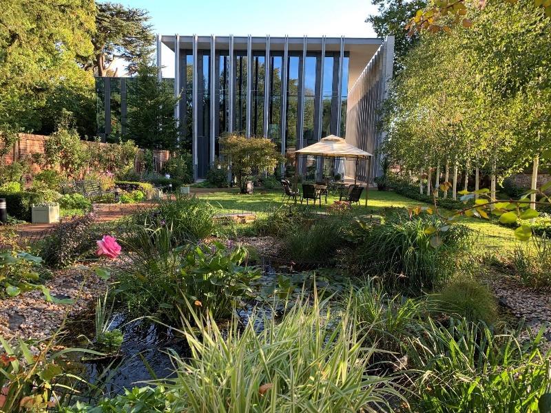 The Secret Garden in Salisbury
