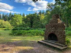 THE FIREPLACE IN THE FOREST: THE WAR MEMORIAL TO THE PORTUGUESE LABOURERS OF WORLD WAR I