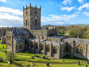 PILGRIMAGE SITES IN ENGLAND AND WALES