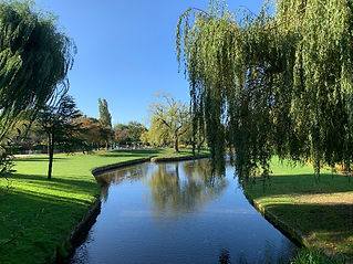 Queen Elizabeth Gardens, Salisbury