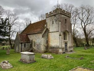 HISTORIC CHURCHES NEAR SALISBURY, WILTSHIRE