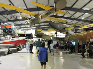 THE HISTORY OF MILITARY AVIATION AT THE ARMY FLYING MUSEUM, HAMPSHIRE