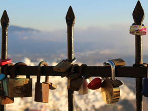 LOVELOCKS, COINS AND CLOUTIES: TOURISTS AND THEIR TRAIL OF DESTRUCTION