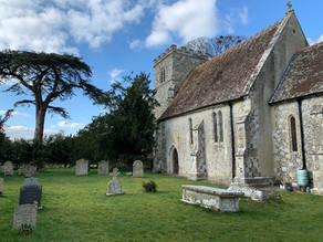 THE VILLAGES OF THE CHALKE VALLEY, WILTSHIRE
