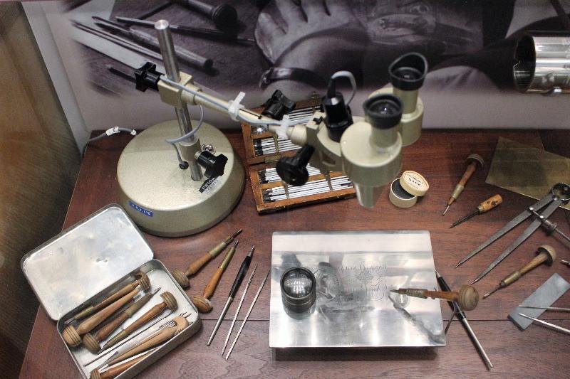 An engravers kit