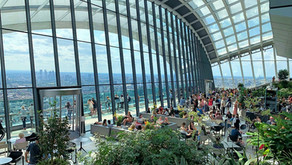 LONDON'S SKYGARDEN: FREE VIEWS OVER THE CITY FROM THIS MONUMENT TO CAPITALISM