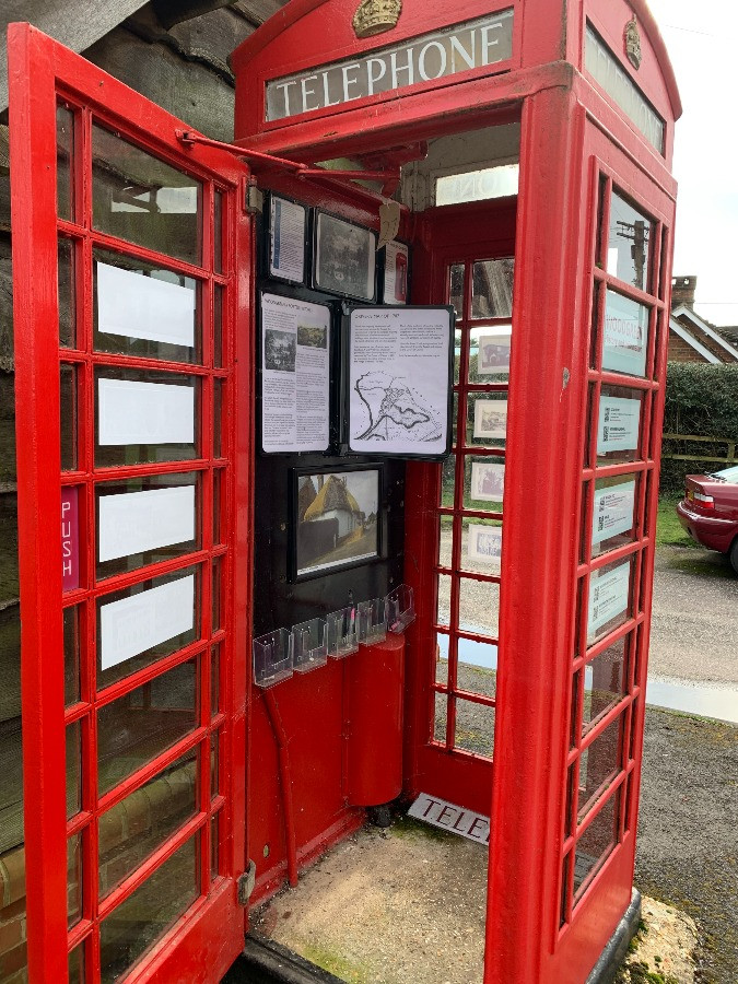 The Woodgreen Telephone Box Museum