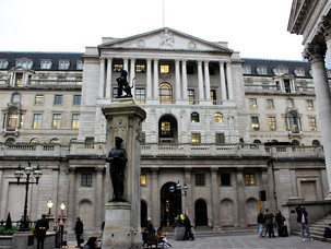 THE BANK OF ENGLAND MUSEUM IN LONDON