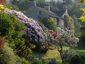 32 HISTORIC WRITERS' HOUSES YOU CAN VISIT IN ENGLAND