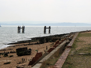 LEPE: THE D-DAY BEACH, HAMPSHIRE