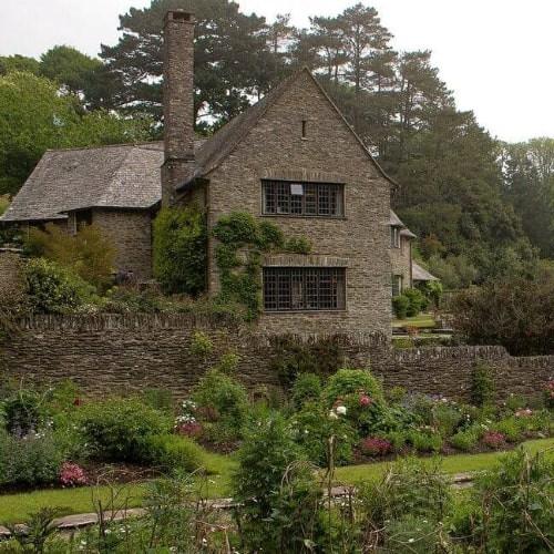 Coleton Fishacre in Devon set in beautiful gardens.