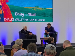 THE CHALKE VALLEY HISTORY FESTIVAL 2021 - DAY TWO