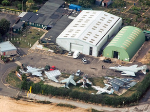 RAF TANGMERE - THE MILITARY AVIATION MUSEUM