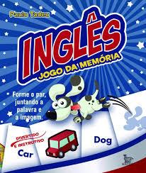 INGLES JOGO DA MEMORIA