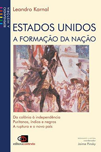 ESTADOS UNIDOS - FORMACAO DA NACAO