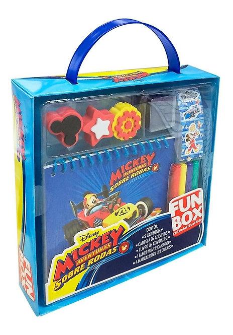 MICKEY AVENTURAS SOBRE RODAS - FUN BOX