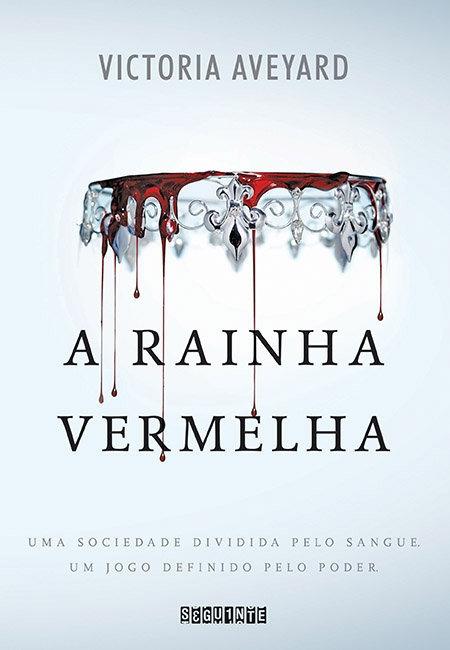 A RAINHA VERMELHA  VOL 01