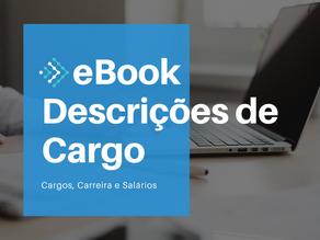 eBook Descrições de Cargo