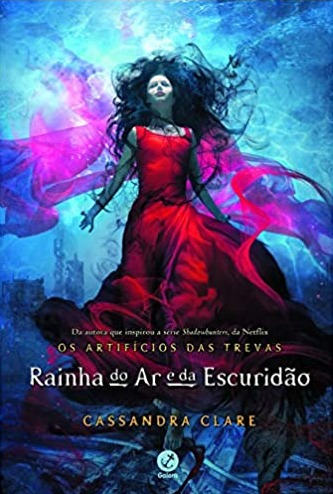 RAINHA DO AR E DA ESCURIDAO - OS ARTIFICIOS DA TREVAS VOL 03