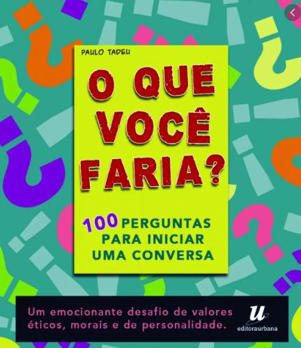 O QUE VOCE FARIA? - 04 ED