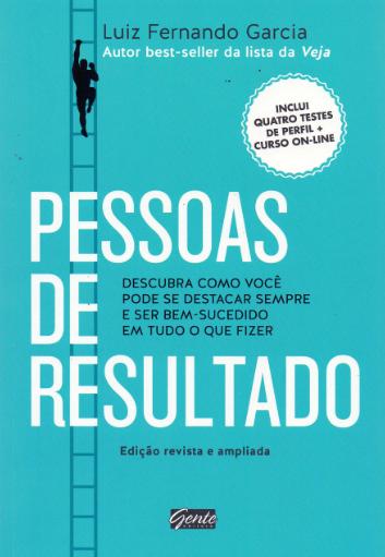 PESSOAS DE RESULTADO - EDICAO REVISTA E AMPLIADA