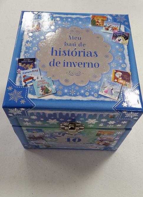 BOX - MEU BAU DE HISTORIAS DE INVERNO - 10 VOLS