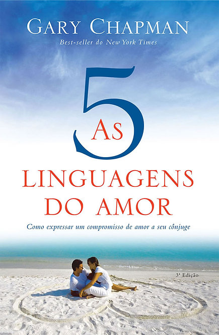 CINCO LINGUAGENS DO AMOR, AS - 03 ED
