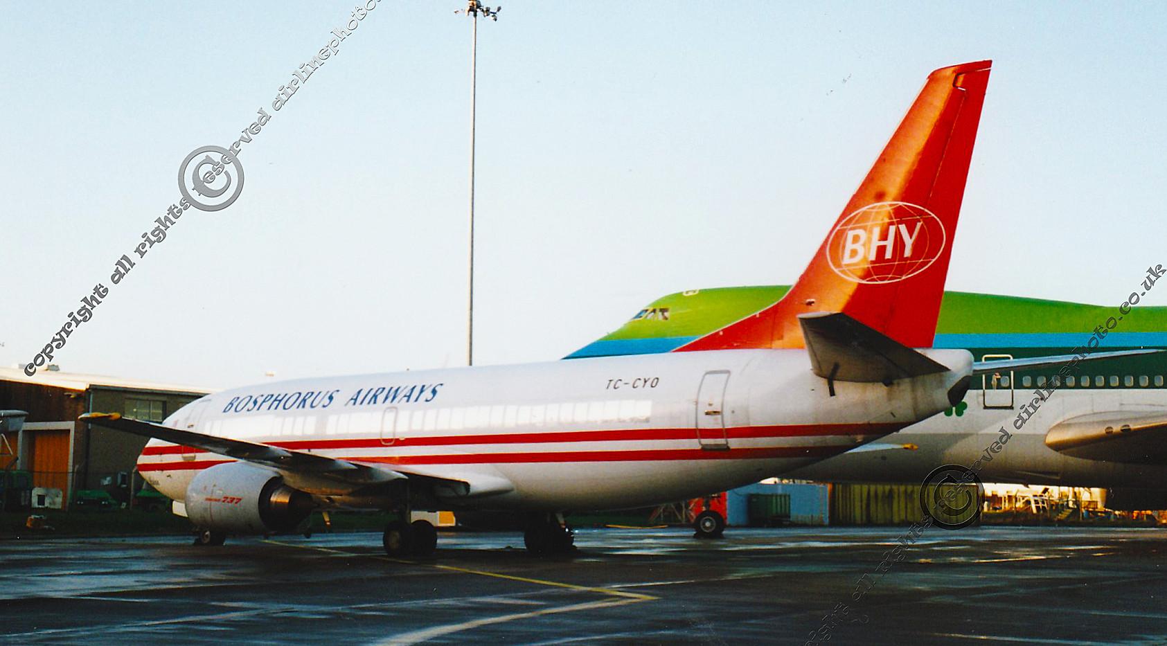 TC-CYO-Bosphorus-Airways-737-DBN-1994.jp