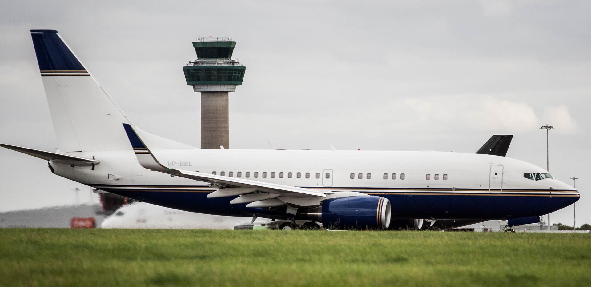 Boeing 737 Next Gen - MSN 29139 - VP-BEL